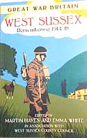 West Sussex 1914-18 Book