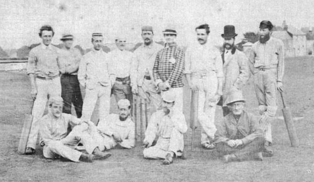 Cricket Club c1876