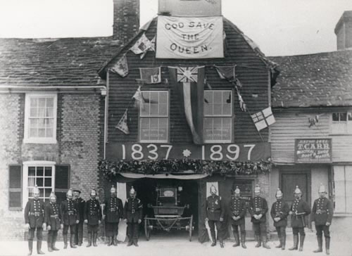 Fire station 1897