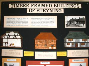 Timber Frame Display
