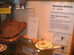 Romano-British Display