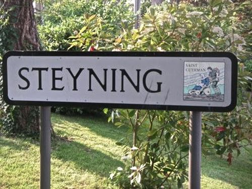 Steyning Place Sign