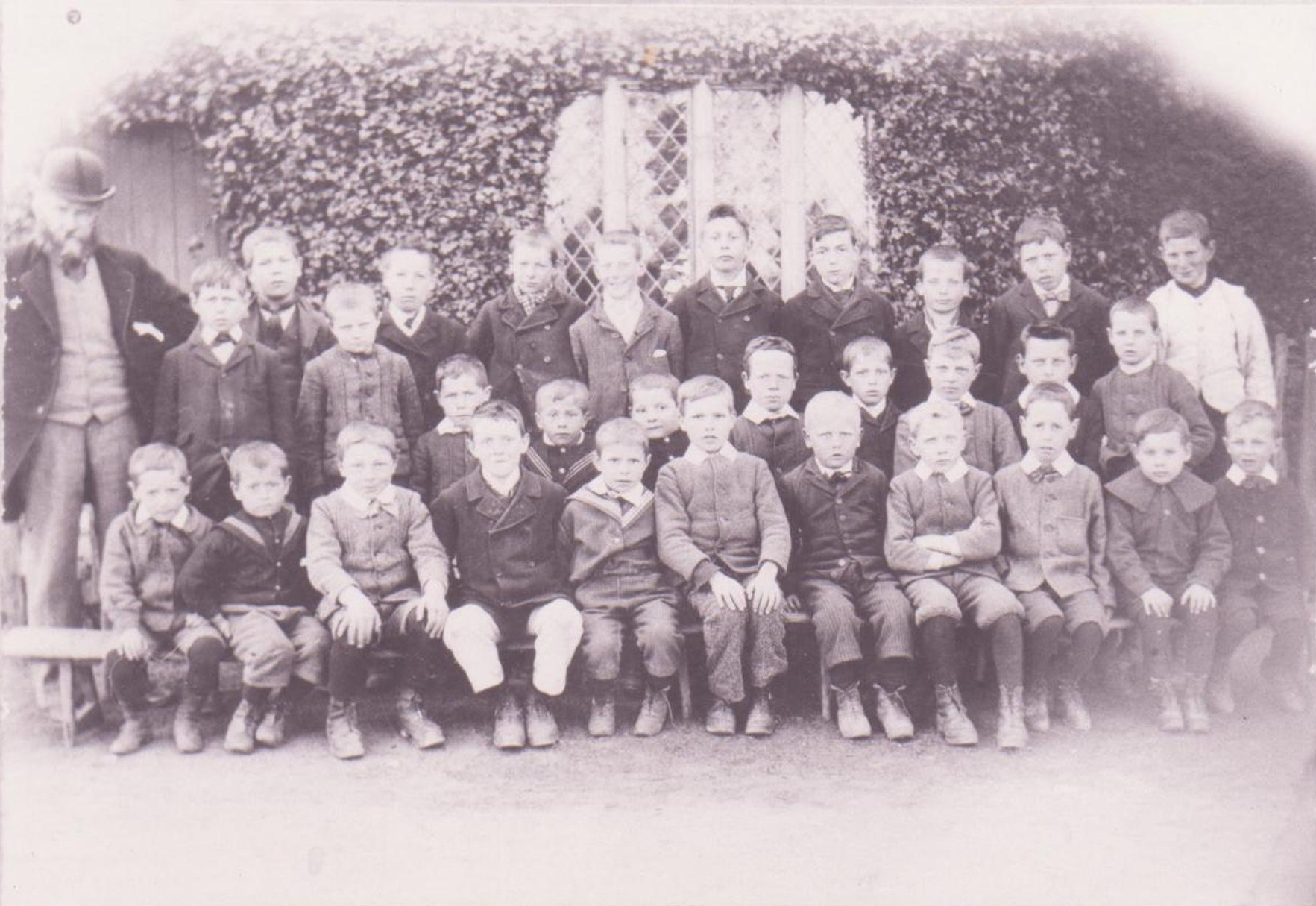 Wiston School Boys