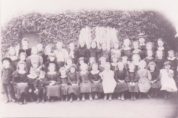 Wiston School 1890