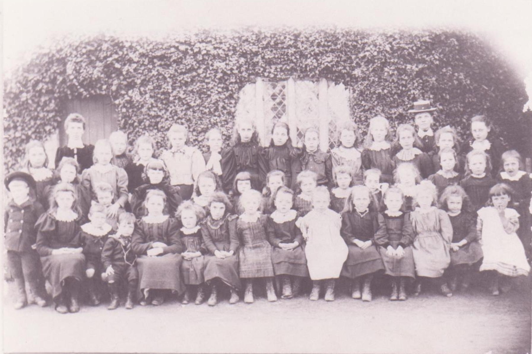 Wiston School Girls